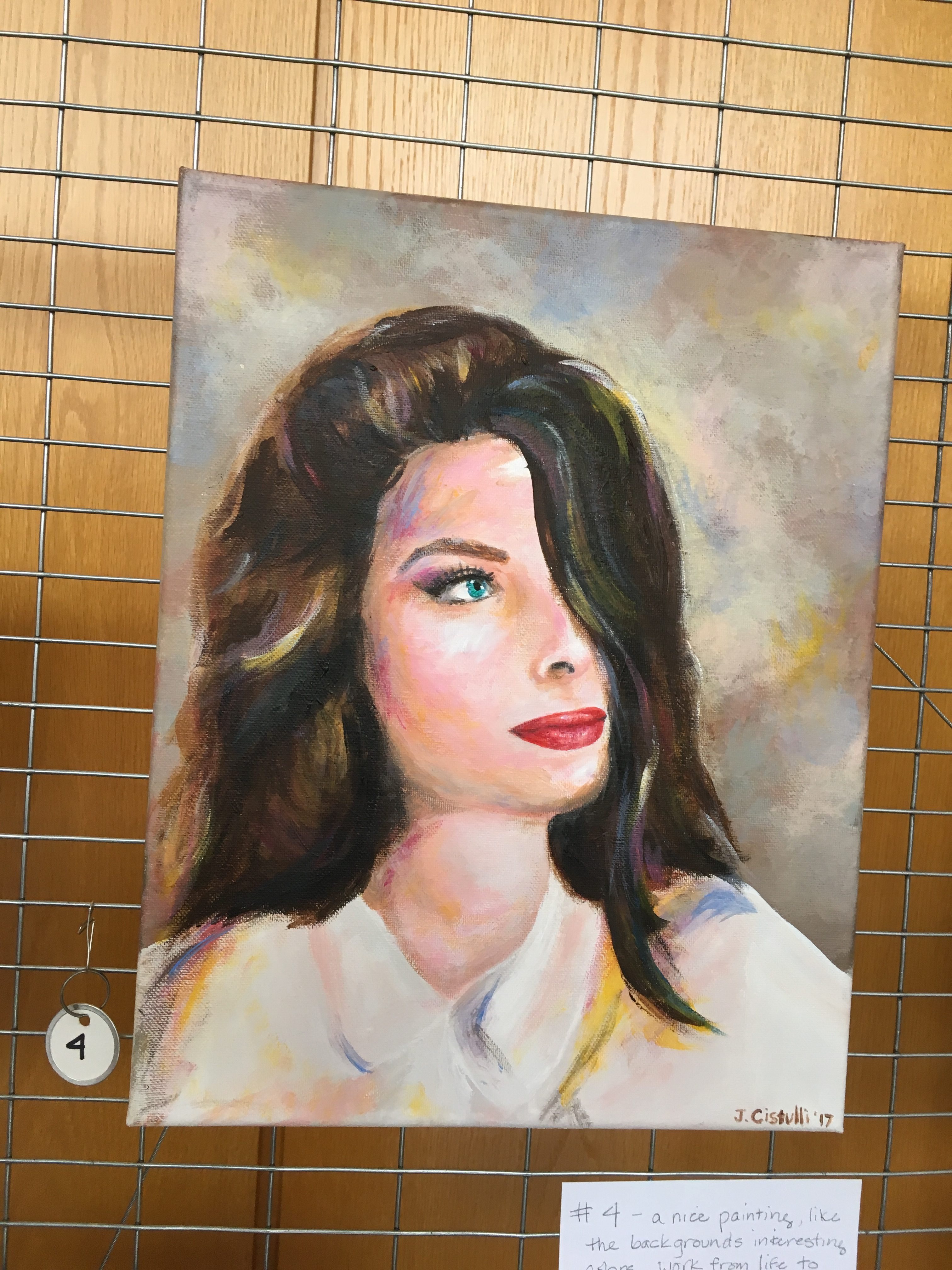 Cattie - Joanna Cistulli