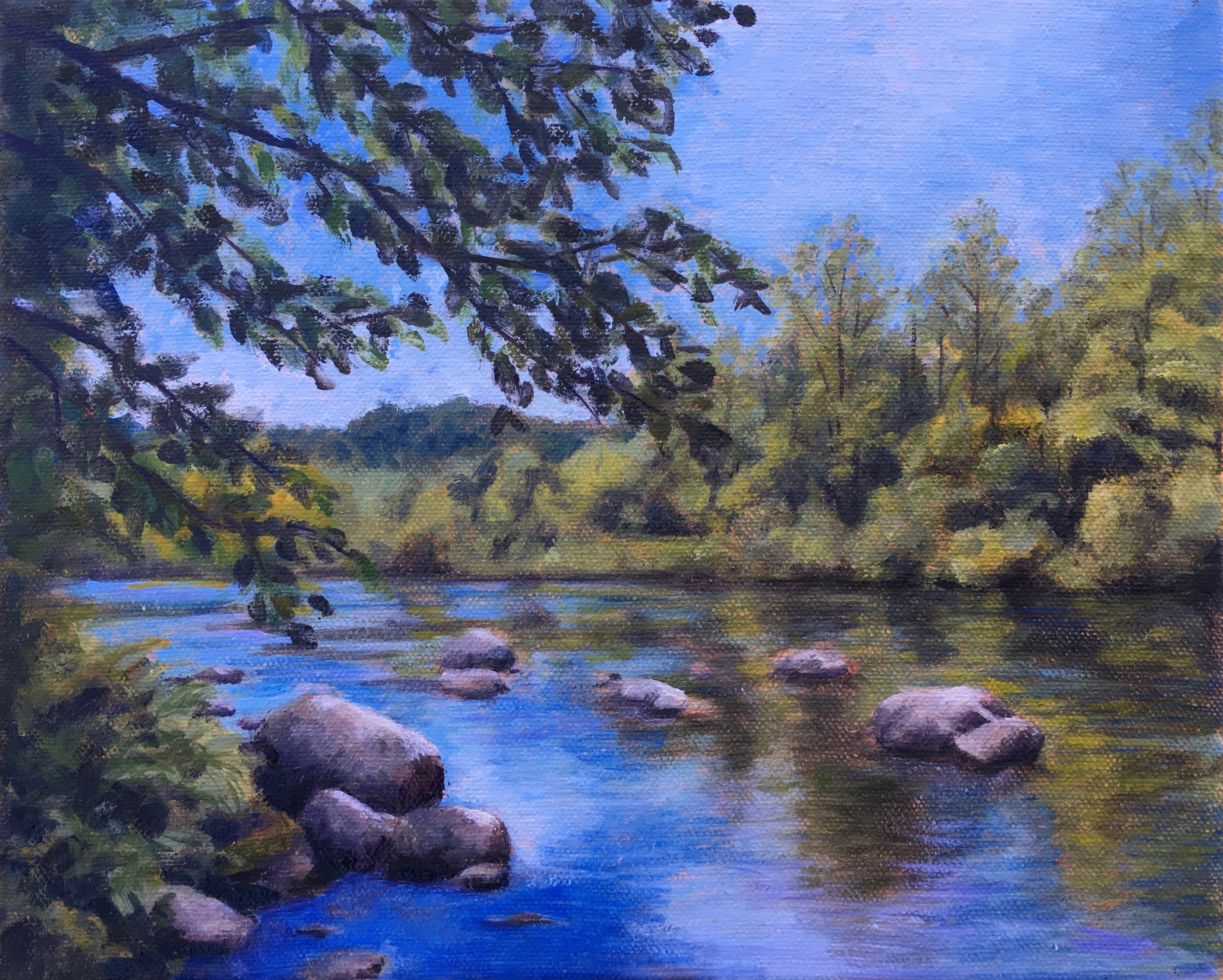 Rivers Edge - Pat Tanger