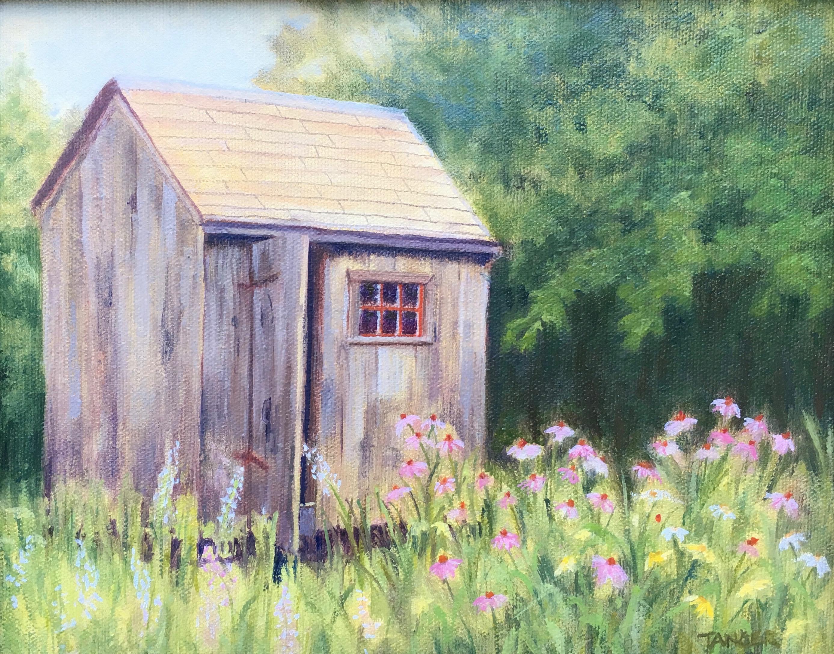 Garden Shed - Pat Tanger