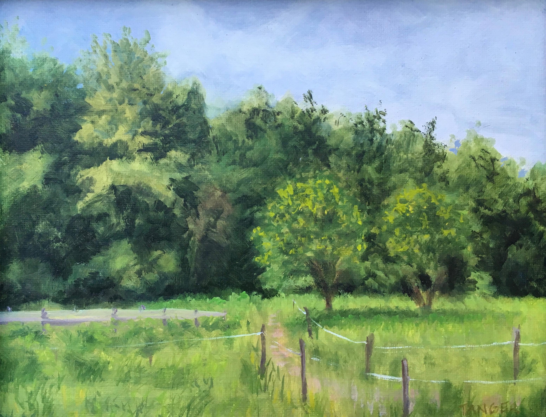 Horse Path - Pat Tanger