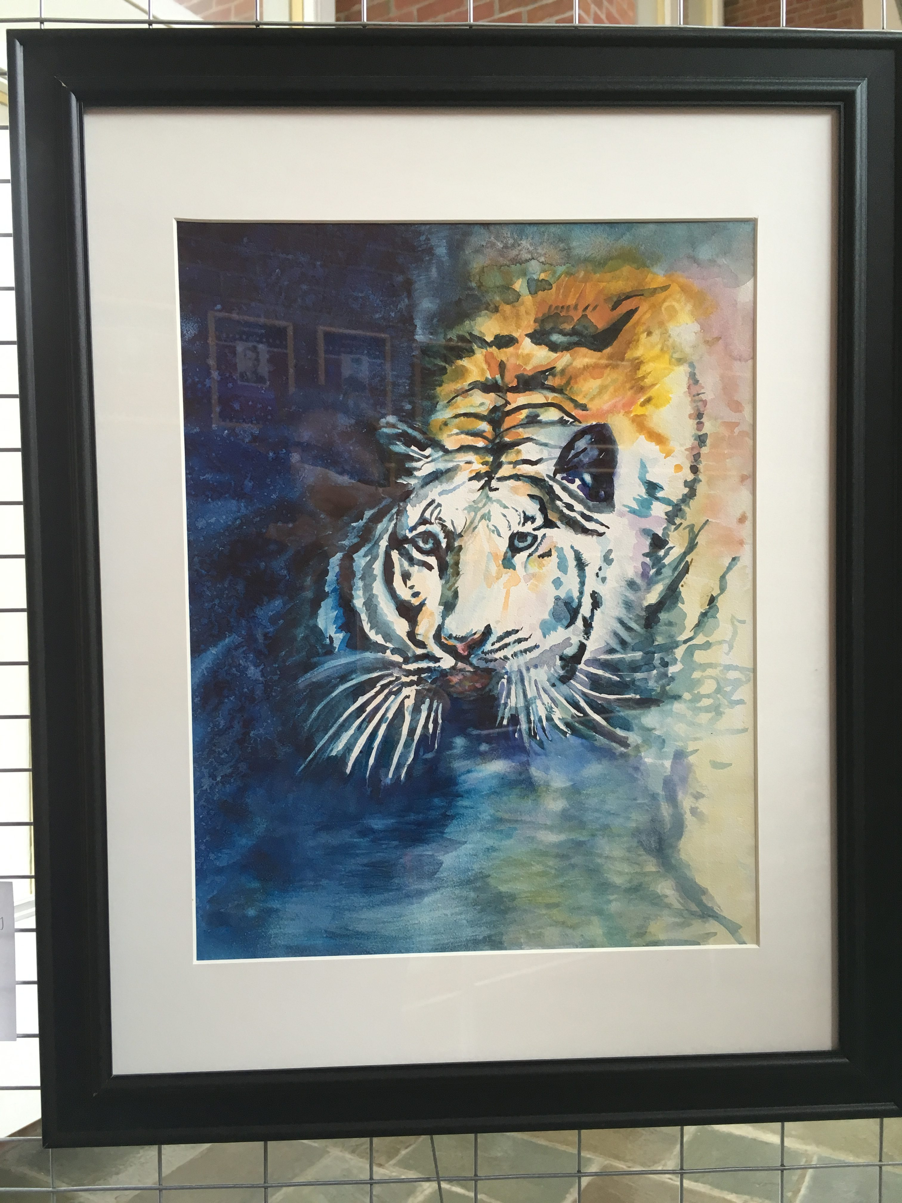 Tiger - Phyllis Small