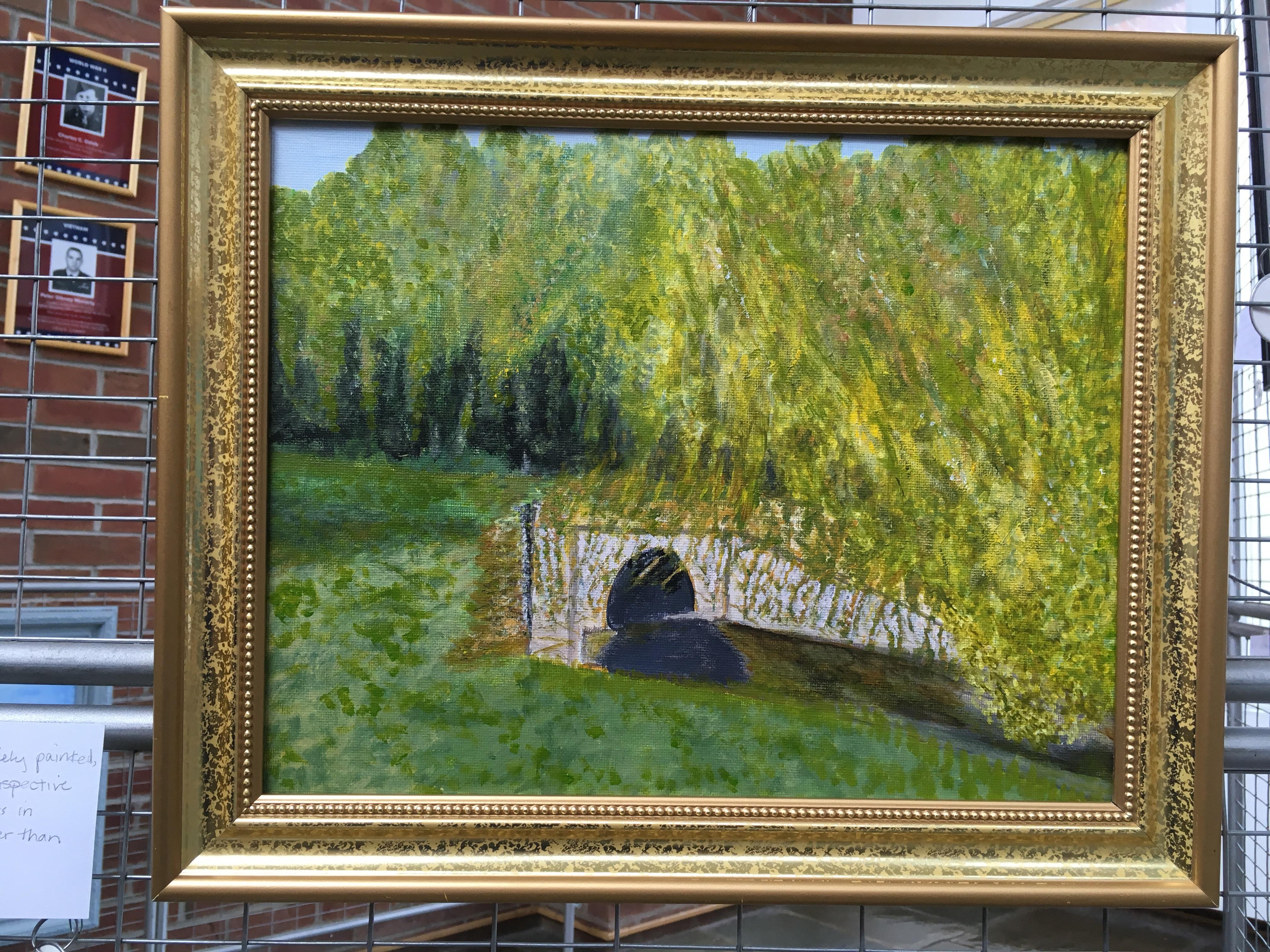 Mill Pond - Christine Mansolf