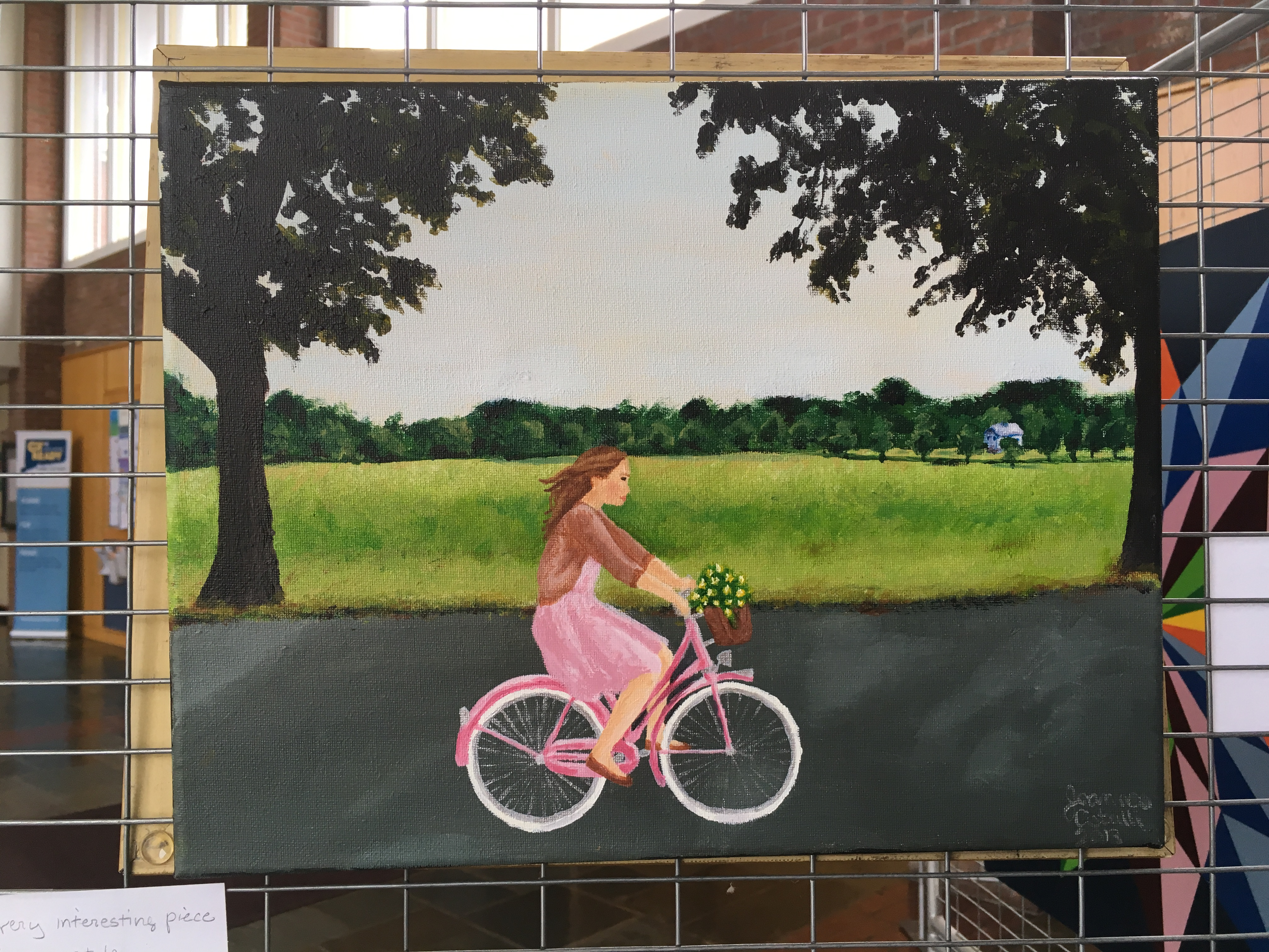 Bike Ride - Joanna Cistulli