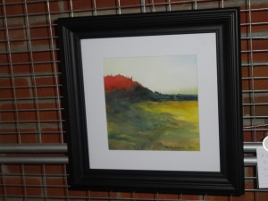 Melanie Stoddard - Honorable Mention -A Warm Landscape